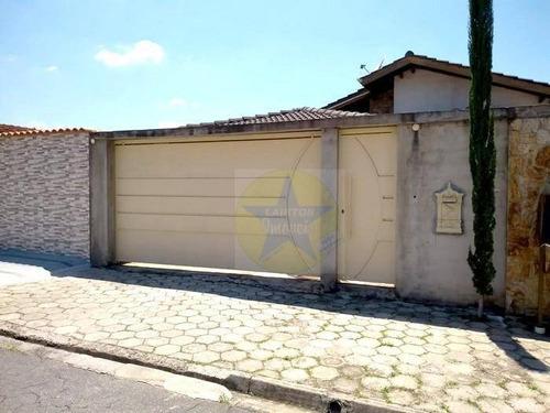 casa à venda, 190 m² por r$ 550.000,00 - jardim das cerejeiras - atibaia/sp - ca1815