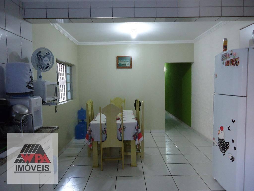 casa à venda, 192 m² por r$ 390.000,00 - jardim brasil - americana/sp - ca1954