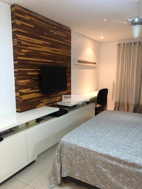 casa à venda, 195 m² por r$ 1.390.000,00 - de lourdes - fortaleza/ce - ca0994