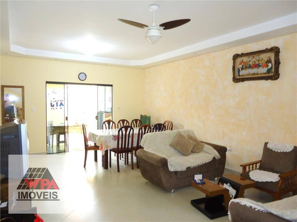 casa à venda, 195 m² por r$ 520.000,00 - parque nova carioba - americana/sp - ca0409