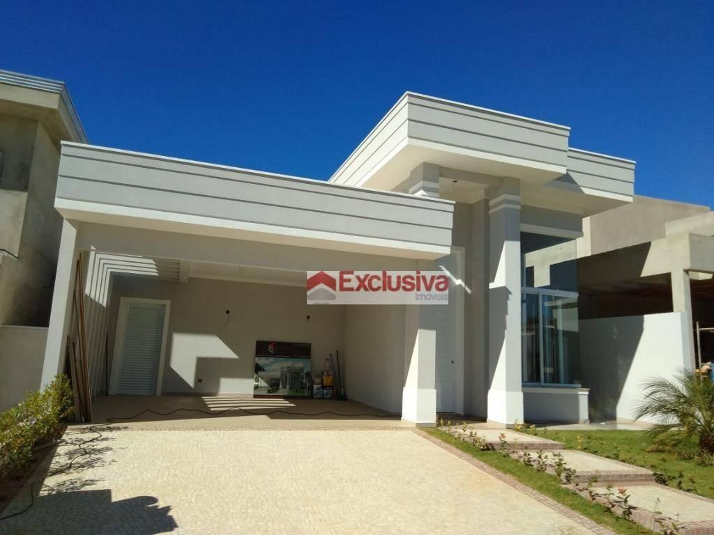 casa à venda, 199 m² por r$ 1.100.000,00 - residencial villa bella - livorno - paulínia/sp - ca1376