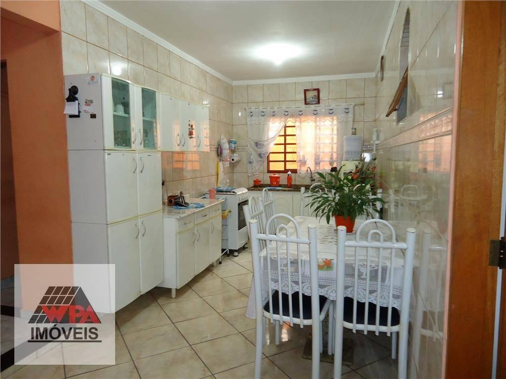 casa à venda, 199 m² por r$ 450.000,00 - jardim brasil - americana/sp - ca0985