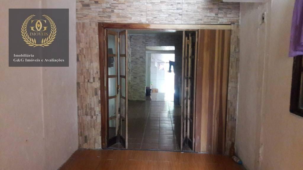 casa à venda, 200 m² por r$ 160.000,00 - dom feliciano - viamão/rs - ca0222