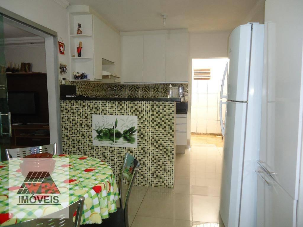 casa à venda, 200 m² por r$ 450.000,00 - jardim alfa - santa bárbara d'oeste/sp - ca1719