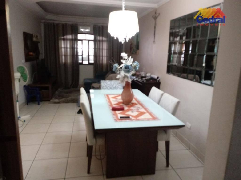 casa à venda, 200 m² por r$ 530.000,00 - jardim medina - poá/sp - ca0558