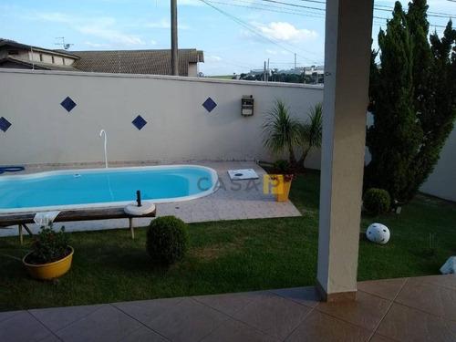 casa à venda, 206 m² por r$ 680.000 - jardim maria helena - nova odessa/sp - ca0475