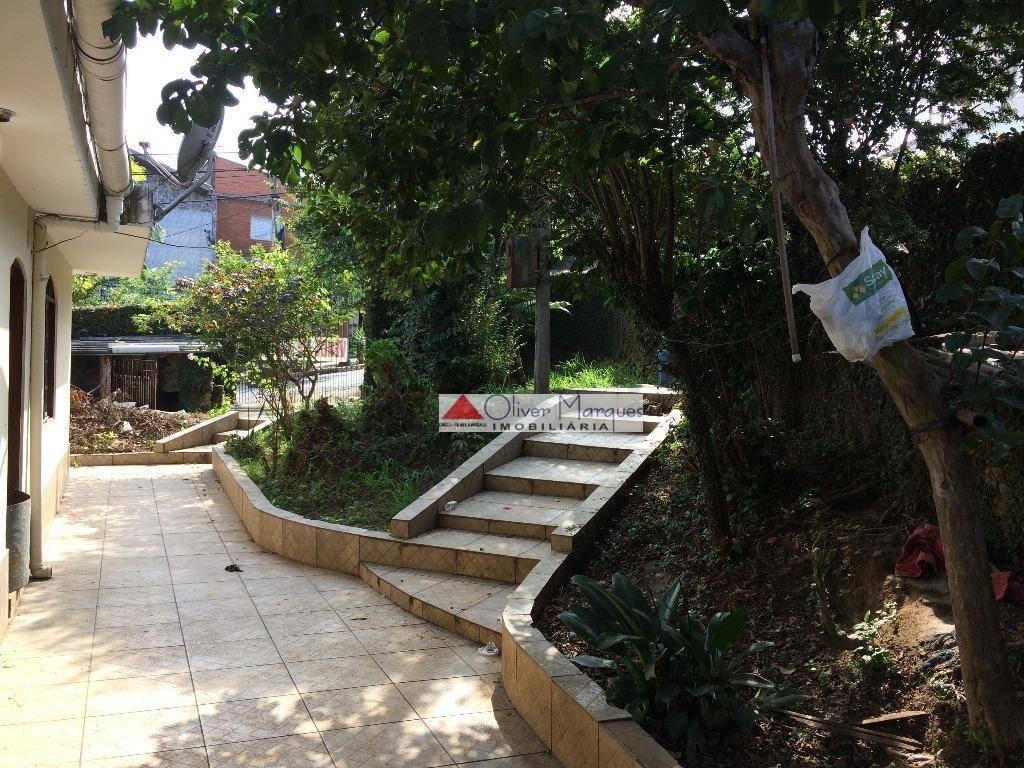 casa à venda, 210 m² por r$ 430.000,00 - jaguaribe - osasco/sp - ca1191