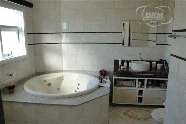 casa à venda, 213 m² por r$ 898.000,00 - condomínio residencial terras do caribe - valinhos/sp - ca0298