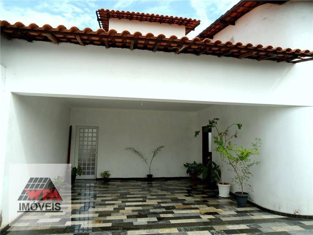 casa à venda, 217 m² por r$ 580.000,00 - vila amorim - americana/sp - ca0206