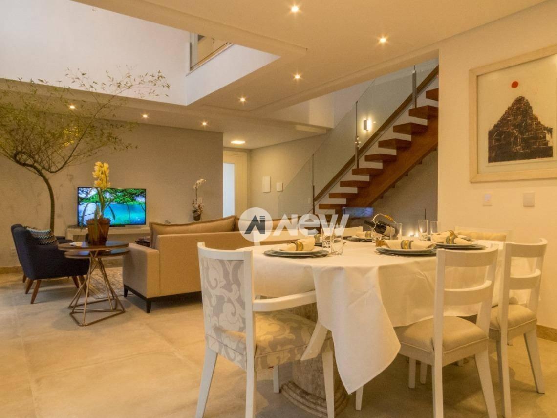 casa à venda, 219 m² por r$ 1.100.000,00 - rondônia - novo hamburgo/rs - ca2156