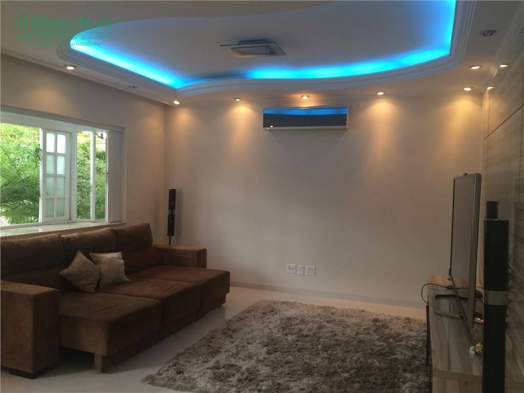 casa à venda, 220 m² por r$ 1.200.000,00 - vila galvão - guarulhos/sp - ca0318
