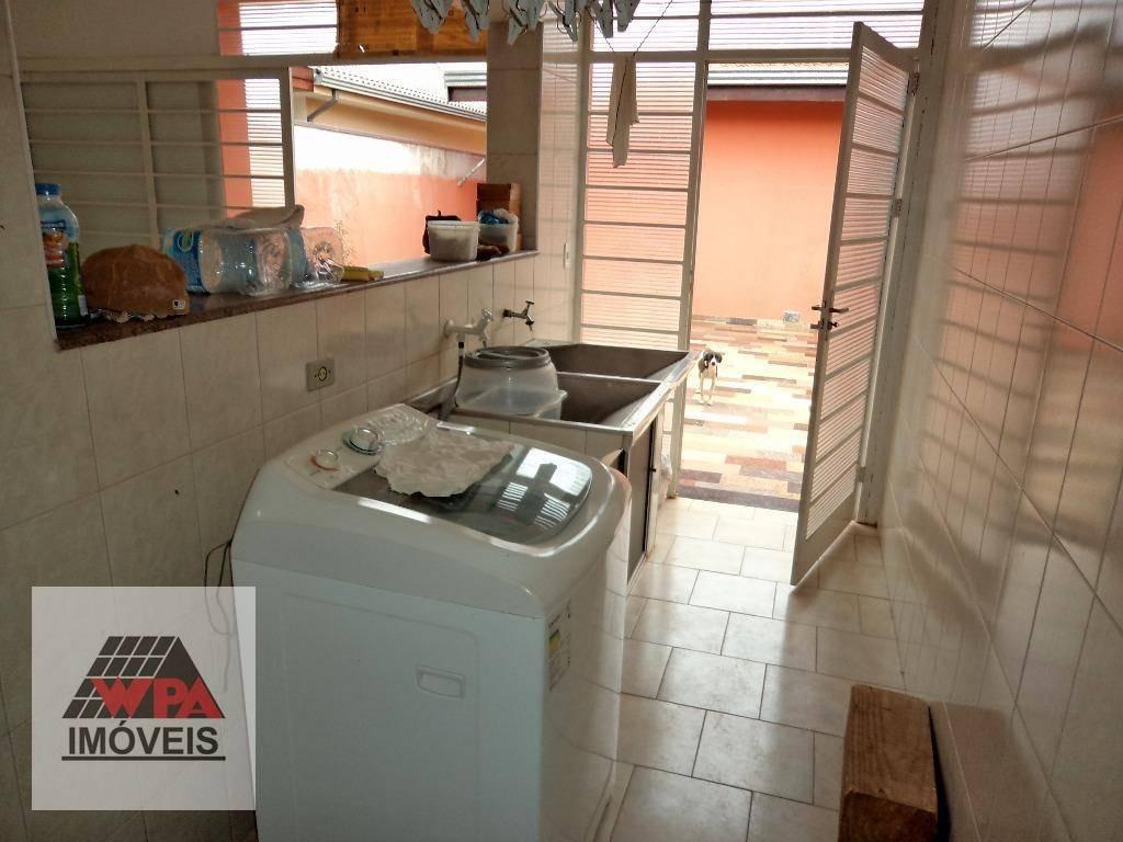 casa à venda, 222 m² por r$ 600.000,00 - morada do sol - americana/sp - ca1166