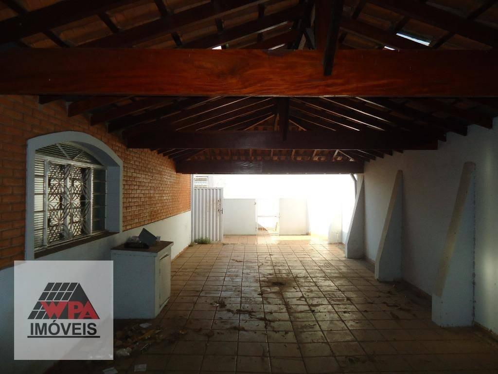 casa à venda, 222 m² por r$ 650.000,00 - jardim são domingos - americana/sp - ca1690