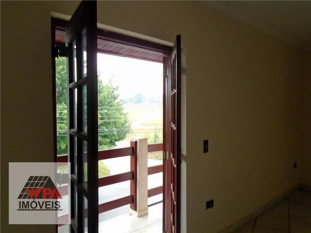 casa à venda, 225 m² por r$ 400.000,00 - residencial vale das nogueiras - americana/sp - ca1189