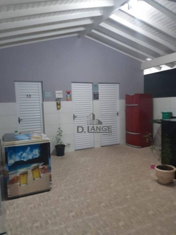 casa à venda, 226 m² por r$ 890.000,00 - condomínio residencial terras do oriente - valinhos/sp - ca13452