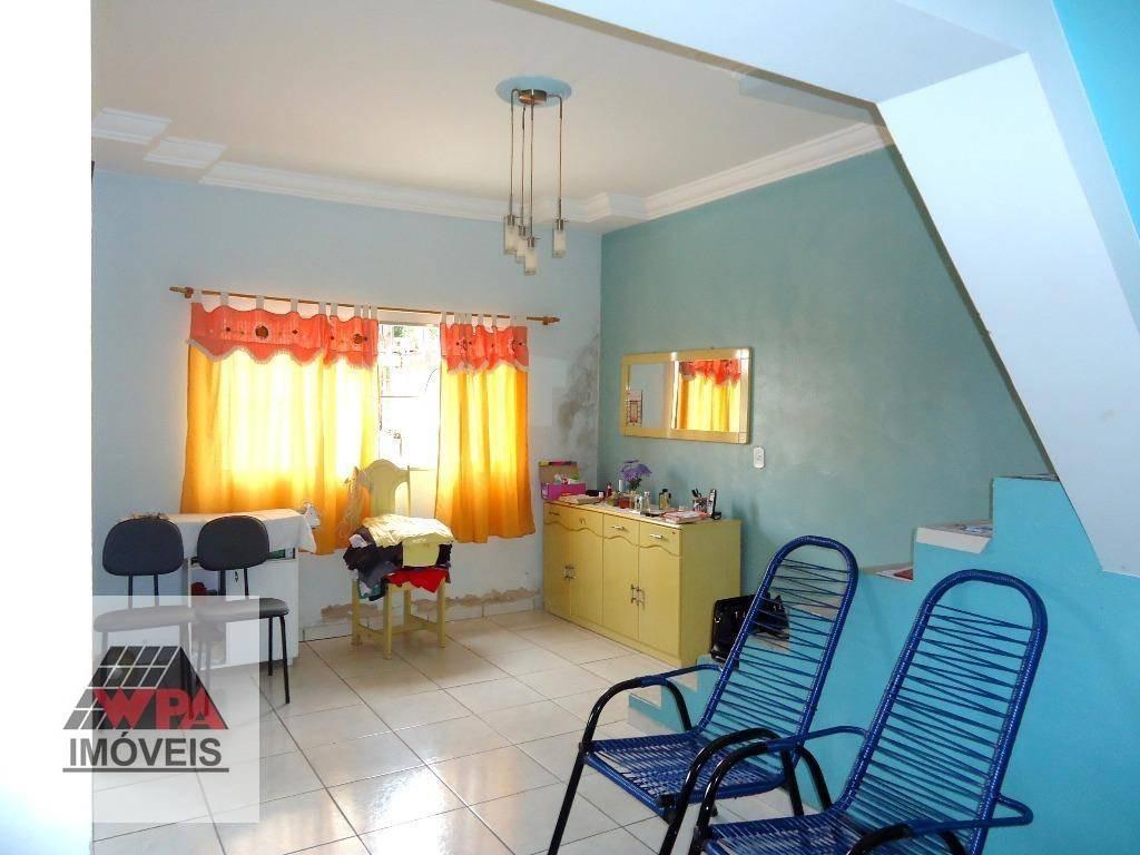casa à venda, 237 m² por r$ 360.000,00 - jardim paz - americana/sp - ca1344