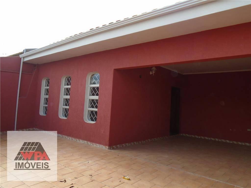 casa à venda, 239 m² por r$ 650.000,00 - jardim paulistano - americana/sp - ca0775