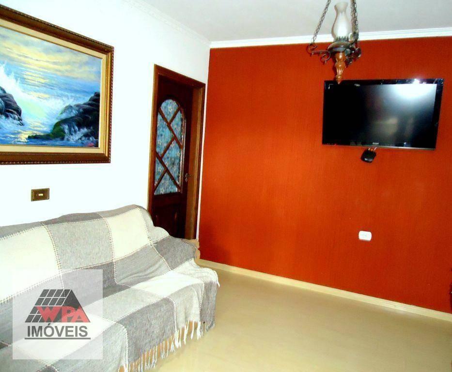 casa à venda, 240 m² por r$ 550.000,00 - jardim paulistano - americana/sp - ca0222