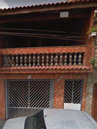 casa à venda, 248 m² por r$ 300.000,00 - dos casa - são bernardo do campo/sp - ca0514