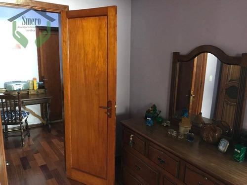 casa à venda, 250 m² por r$ 1.200.000,00 - parque continental - são paulo/sp - ca0440