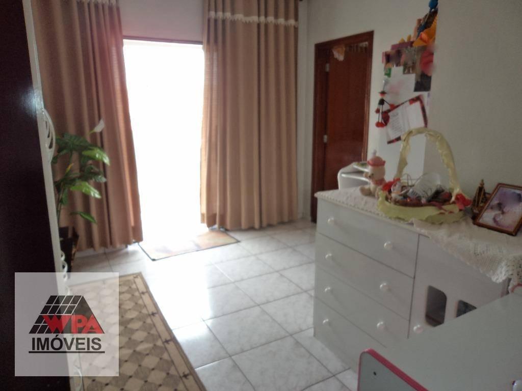 casa à venda, 250 m² por r$ 750.000,00 - cidade nova - santa bárbara d'oeste/sp - ca1106