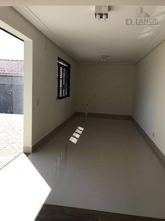 casa à venda, 254 m² por r$ 2.000.000,00 - nova campinas - campinas/sp - ca11681