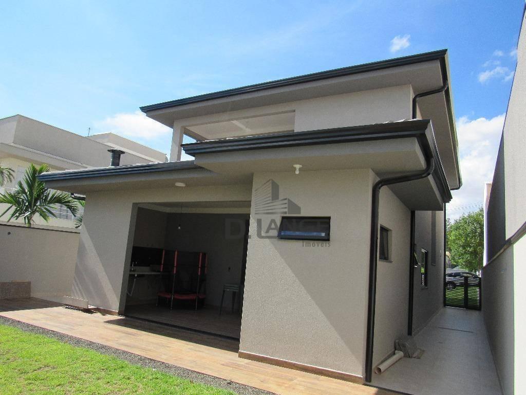 casa à venda, 255 m² por r$ 998.000,00 - swiss park - campinas/sp - ca12703