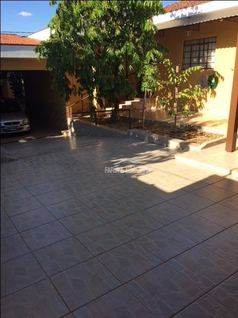 casa à venda, 258 m² por r$ 750.000,00 - vila indaiá - rio claro/sp - ca0342