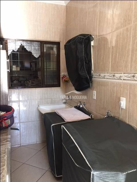 casa à venda, 258 m² por r$ 850.000,00 - vila indaiá - rio claro/sp - ca0342