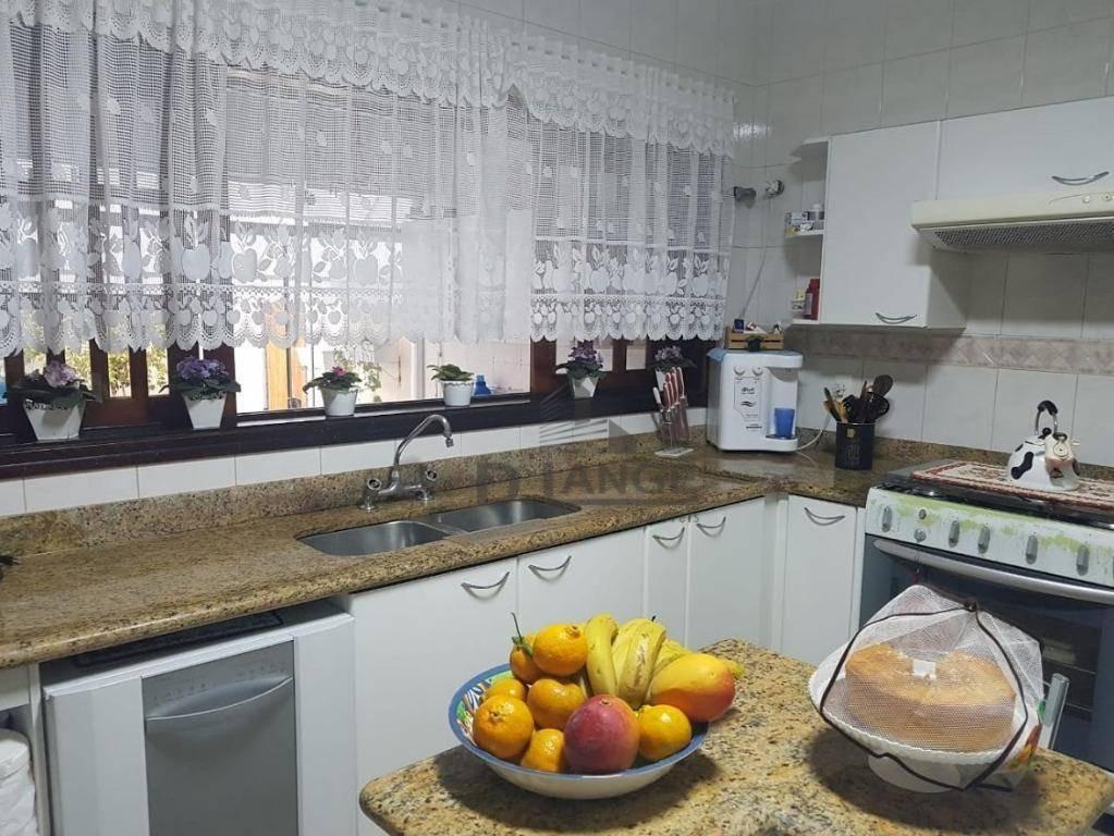 casa à venda, 262 m² por r$ 1.590.000,00 - nova campinas - campinas/sp - ca13277