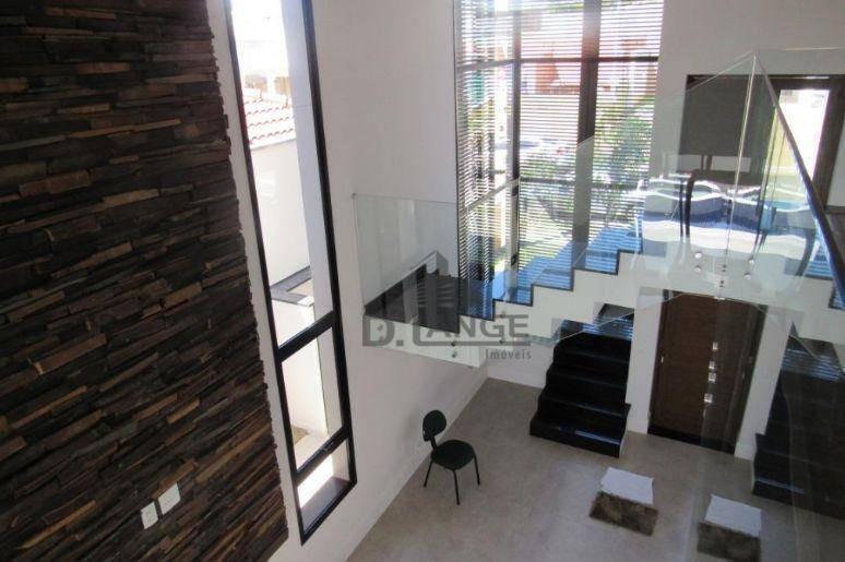 casa à venda, 264 m² por r$ 1.800.000,00 - swiss park - campinas/sp - ca11579