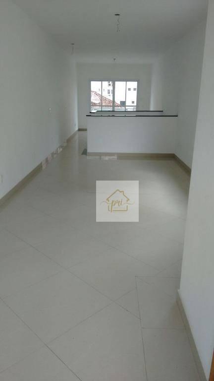 casa à venda, 269 m² por r$ 1.100.000,00 - boqueirão - santos/sp - ca0052