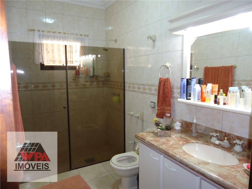 casa à venda, 270 m² por r$ 700.000,00 - jardim paulistano - americana/sp - ca0363