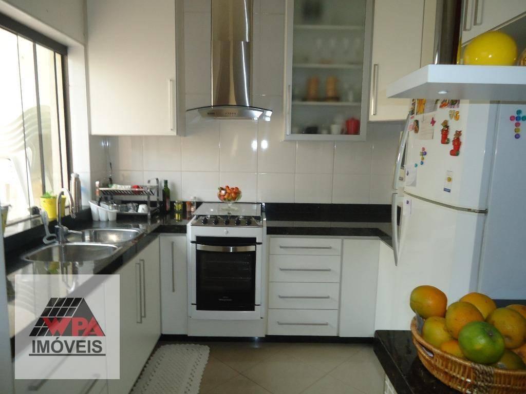 casa à venda, 270 m² por r$ 950.000,00 - residencial horto florestal jacyra i - americana/sp - ca1877