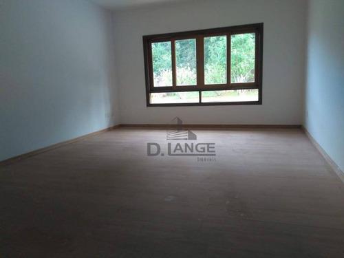 casa à venda, 274 m² por r$ 1.150.000,00 - sousas - campinas/sp - ca13007