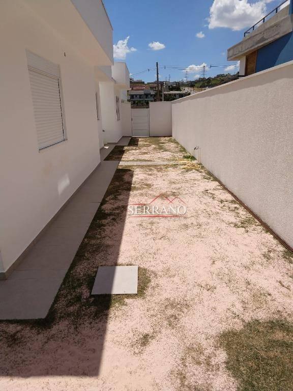 casa à venda, 278 m² por r$ 1.540.000,00 - condomínio campo de toscana - vinhedo/sp - ca0633