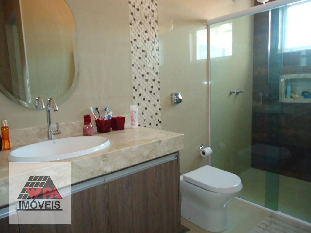 casa à venda, 283 m² por r$ 550.000,00 - jardim alvorada - americana/sp - ca1081