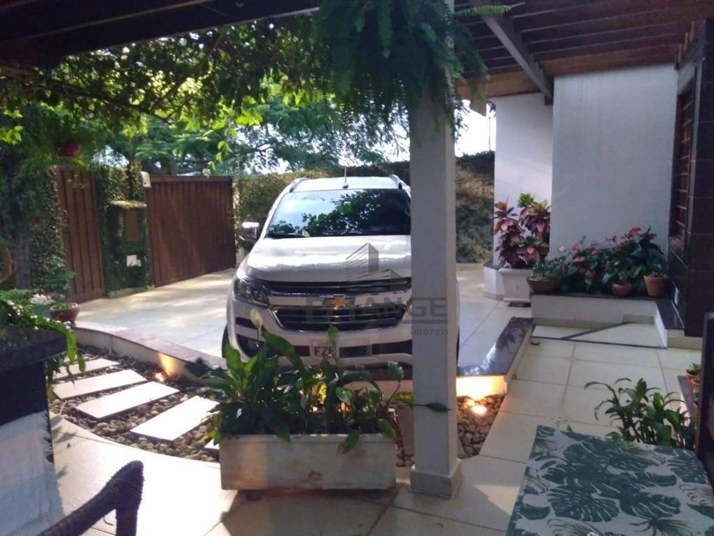 casa à venda, 289 m² por r$ 594.000,00 - parque jambeiro - campinas/sp - ca13051