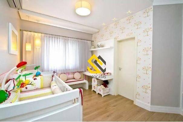 casa à venda, 290 m² por r$ 1.250.000,00 - condomínio village saint claire - sorocaba/sp - ca1224