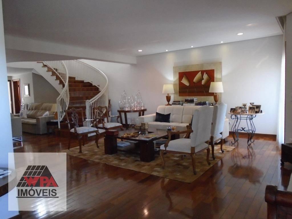 casa à venda, 295 m² por r$ 1.500.000,00 - jardim são domingos - americana/sp - ca1987