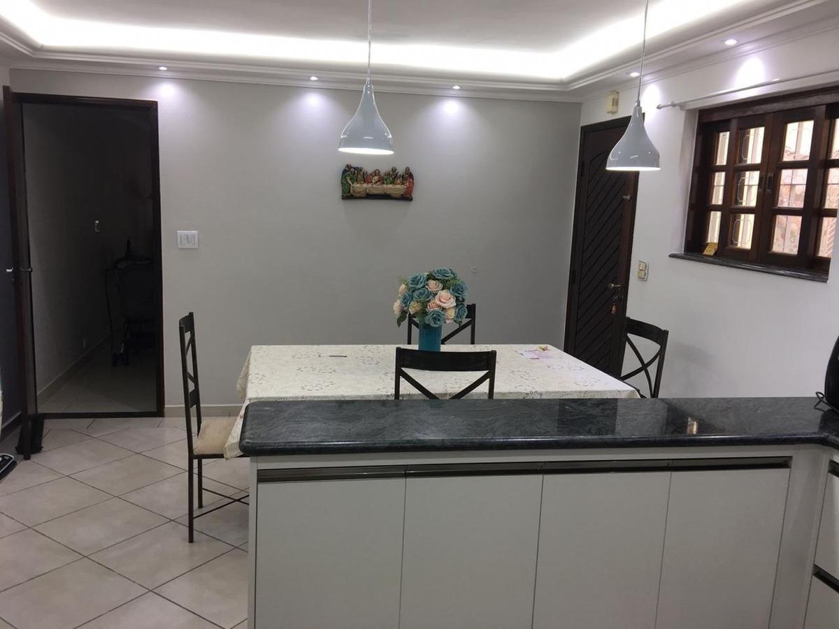 casa à venda, 3 quartos, 2 vagas, vila galvão - guarulhos/sp - 1421