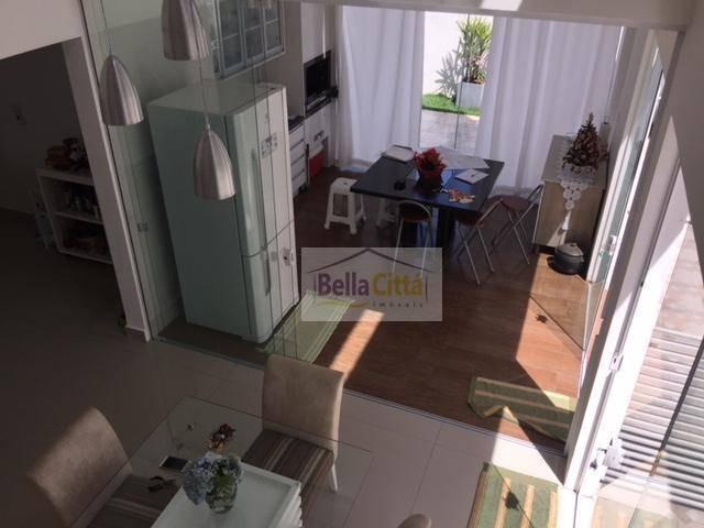 casa à venda, 300 m² - condomínio bella citta fazenda rodeio - ca0563