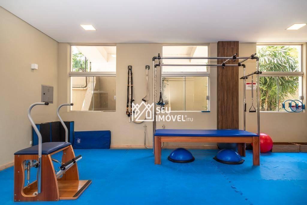 casa à venda, 300 m² por r$ 1.600.000,00 - fazenda vila real de itu - itu/sp - ca1815