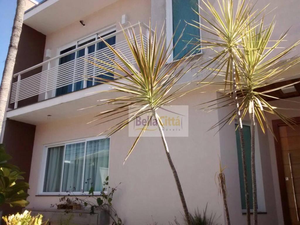 casa à venda, 300 m² por r$ 690.000 - vila lavínia - mogi das cruzes/sp - ca0473