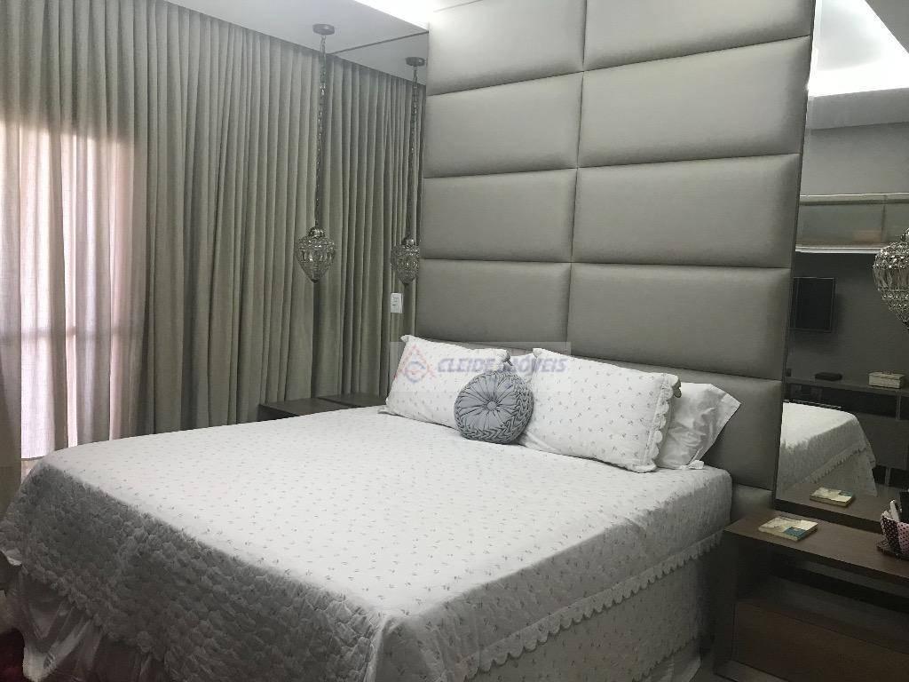 casa à venda, 312 m² por r$ 1.250.000,00 - condomínio belvedere - cuiabá/mt - ca0957