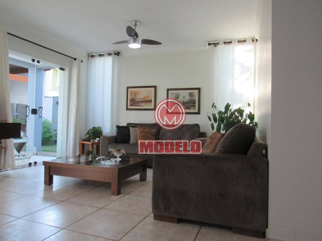 casa à venda, 340 m² por r$ 1.100.000,00 - nova piracicaba - piracicaba/sp - ca2591