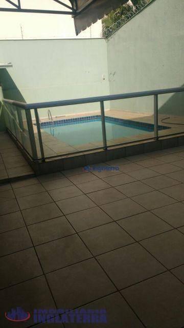 casa à venda, 340 m² por r$ 1.200.000,00 - centro - londrina/pr - ca0358