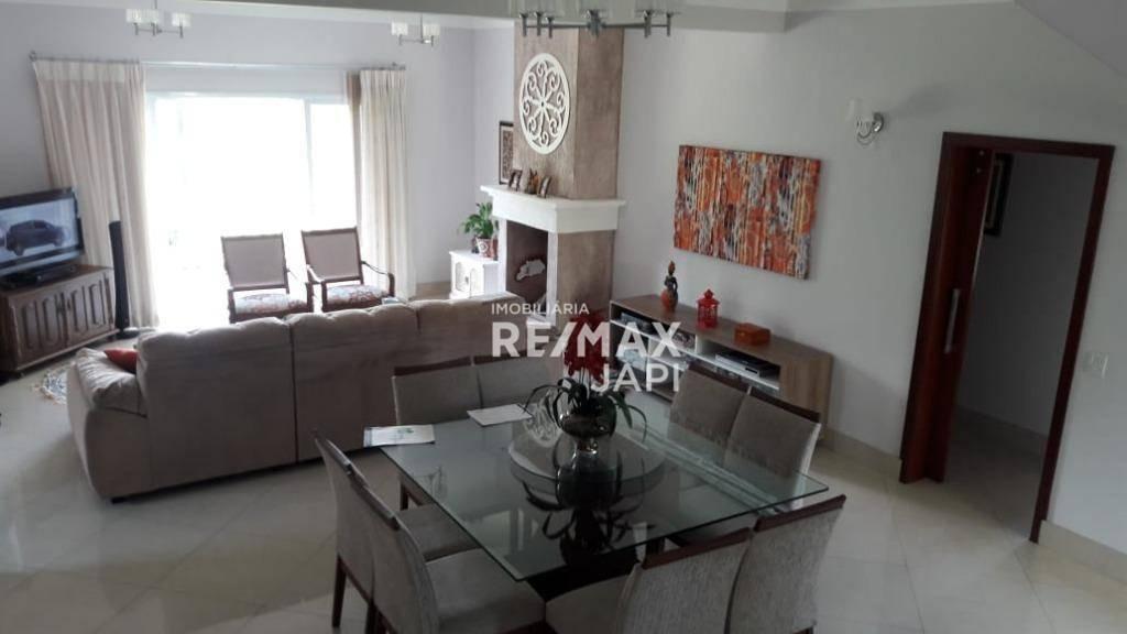casa à venda, 340 m² por r$ 1.200.000,00 - medeiros - jundiaí/sp - ca1866