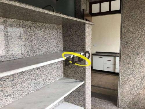 casa à venda, 343 m² por r$ 1.070.000 - vila baeta neves - são bernardo do campo/sp - ca4255