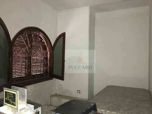 casa à venda, 350 m² por r$ 1.700.000,00 - centro - guarulhos/sp - ca3489